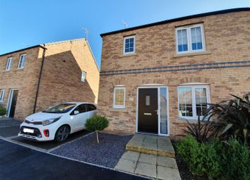 3 bed semi-detached house for sale in Kingfisher Way, Ollerton, Newark NG22