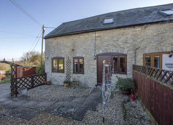 Thumbnail 2 bed barn conversion to rent in Church Road, North Leigh, Witney