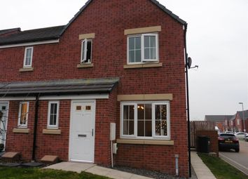 Thumbnail 3 bed semi-detached house to rent in Oak Mount, Sutherland Road, Lightcliffe, Halifax