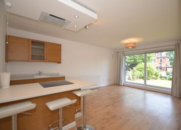 Thumbnail 2 bed flat to rent in Great North Road, London