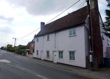 Thumbnail 2 bed cottage for sale in Bures Road, Great Cornard, Sudbury