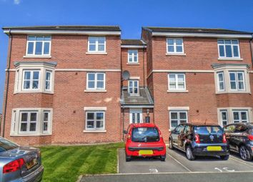Thumbnail 2 bedroom flat to rent in Sandringham Meadows, Blyth