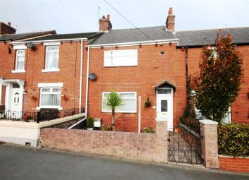 Thumbnail 3 bedroom terraced house for sale in Plawsworth Road, Sacriston, Durham