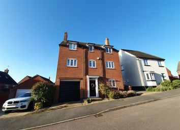 Thumbnail 4 bed property for sale in Hubbard Road, Burton-On-The-Wolds, Leicestershire