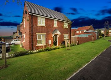 Thumbnail 3 bed semi-detached house for sale in Chadwick Close, Ushaw Moor, Durham