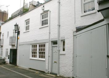 Thumbnail 3 bed mews house to rent in Huntsworth Mews, Marylebone