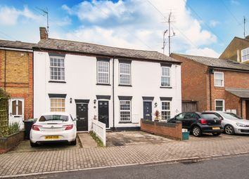 Thumbnail 2 bed terraced house to rent in Lattimore Road, St.Albans