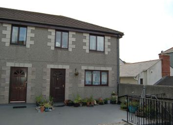 Thumbnail 3 bed flat for sale in Trevoarn, Foundry Square, Hayle
