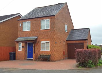 Thumbnail 3 bed detached house for sale in Lodge Cottages, Stourport-On-Severn