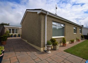 Thumbnail 3 bed detached bungalow for sale in Ruther Park, Haverfordwest