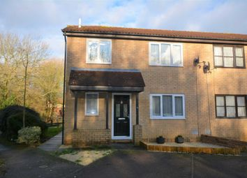 Thumbnail 2 bed semi-detached house to rent in Mendelssohn Grove, Browns Wood, Milton Keynes