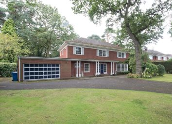 Thumbnail 4 bed detached house for sale in Talbot Avenue, Sutton Coldfield