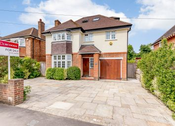 Thumbnail 5 bedroom detached house for sale in Basingfield Road, Thames Ditton