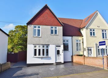 Thumbnail 4 bed semi-detached house for sale in Boundary Road, Sidcup, Kent
