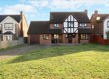 Thumbnail 5 bedroom detached house for sale in Lambourne Way, Heckington, Sleaford