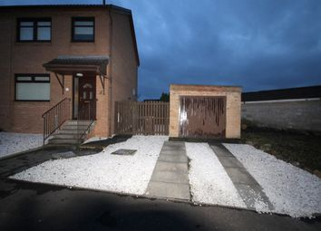 Thumbnail 3 bed semi-detached house for sale in 12 Castle View, Newmains, Wishaw