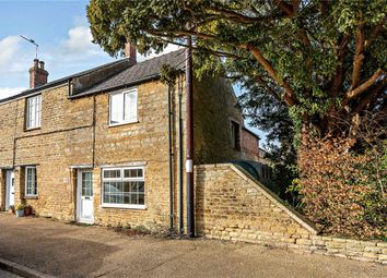 Thumbnail 2 bed semi-detached house for sale in Main Street, Yarwell, Peterborough