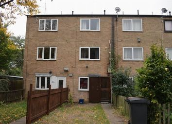 Thumbnail 4 bedroom terraced house to rent in Foskitt Court South, Bellinge, Northampton