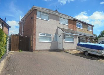 Thumbnail 3 bed property to rent in Fenns Crescent, St. Georges, Telford