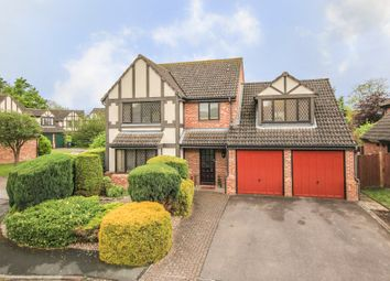 Thumbnail 4 bed detached house for sale in Bloomsfield, Burwell, Cambridge