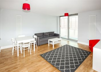 Thumbnail 2 bed flat to rent in East Bond Street, Leicester