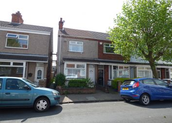 Thumbnail 3 bed end terrace house for sale in Fairmont Road, Grimsby
