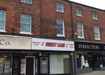 Thumbnail Office to let in First And Second Floor Brook House, Silver Street, Lincoln