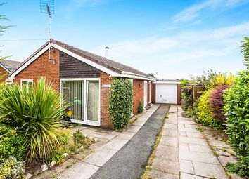 Thumbnail 3 bed bungalow for sale in Llys Avenue, Oswestry