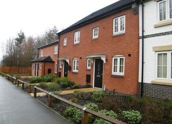Thumbnail 2 bed terraced house to rent in Countesthorpe, Leicester