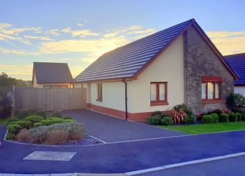 Thumbnail 3 bed detached bungalow for sale in Maes Yr Ysgol, Narberth, Pembrokeshire