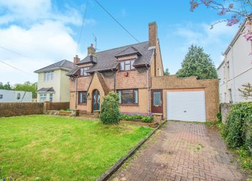 Thumbnail 3 bed detached house for sale in Pencoedtre Road, Barry