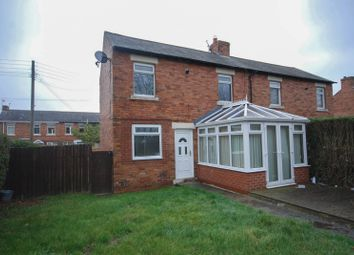 Thumbnail 2 bed semi-detached house for sale in Windsor Road, Birtley, Chester Le Street