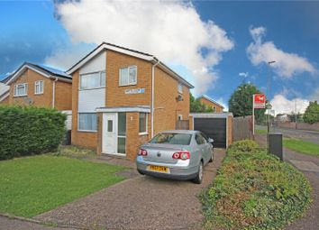 Thumbnail 3 bed detached house for sale in Watts Close, Beaumont Leys, Leicester