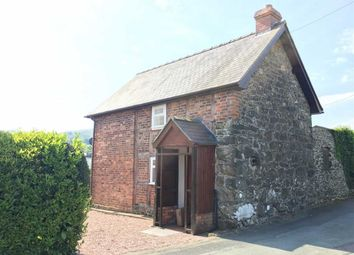 Thumbnail 1 bed cottage to rent in Ty Coch, Llanerfyl, Welshpool, Powys