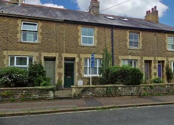 Thumbnail 2 bed terraced house to rent in The Springs, Witney, Oxfordshire