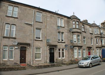 Thumbnail 1 bed flat for sale in Bonhill Road, Dumbarton