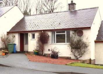 Thumbnail 1 bed terraced bungalow for sale in Seafield Crescent, Broadford