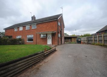 Thumbnail 3 bed semi-detached house to rent in Elder Tree Lane, Ashley, Market Drayton