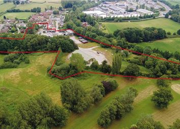 Thumbnail Land for sale in Former Rg Stones Site The Sawmills, Station Road, Weston Rhyn, Oswestry