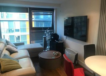 Thumbnail 1 bed flat to rent in Mill Harbour, Canary Wharf