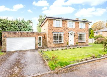 Thumbnail 4 bed detached house for sale in Old Westhall Close, Warlingham, Surrey