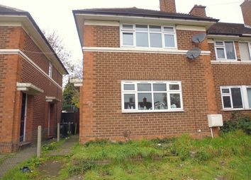 Thumbnail 2 bed maisonette for sale in Little Bromwich Road, Birmingham