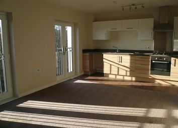 Thumbnail 1 bed flat to rent in Railway View, Kettering
