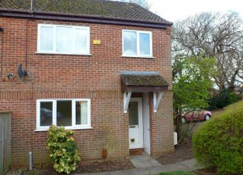 Thumbnail 1 bed terraced house to rent in Primrose Gardens, Creekmoor, Poole