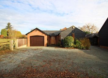 Thumbnail 3 bed barn conversion to rent in London Road, St Ippolyts, Hitchin