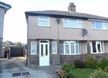 Thumbnail 3 bed semi-detached house for sale in Lathkil Grove, Buxton, Derbyshire