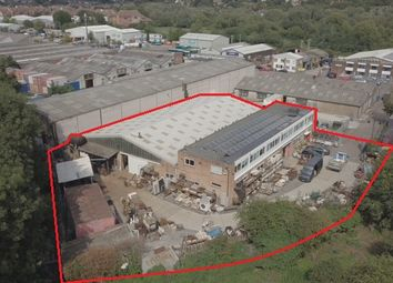 Thumbnail Warehouse for sale in Marsh Lane, Ware