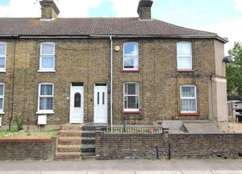 Thumbnail 2 bed terraced house for sale in Harold Road, Sittingbourne