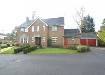 Thumbnail 5 bedroom detached house for sale in Little Fryth, Finchampstead