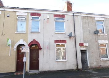 Thumbnail 3 bed terraced house for sale in Ruskin Street, Hull